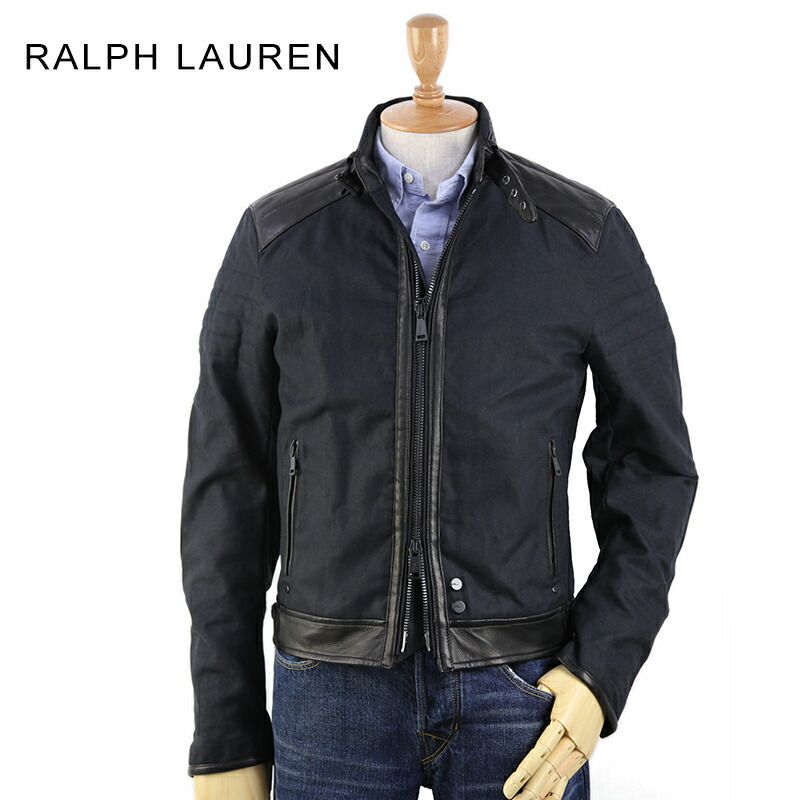 POLO by Ralph Lauren Men's Oil Finish Hunting Jacket
