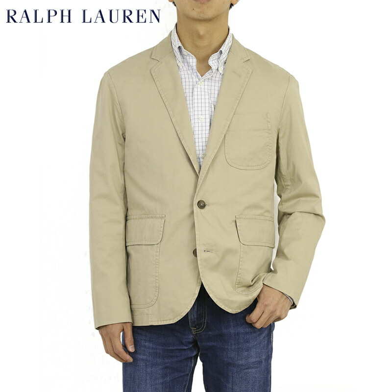 Ralph Lauren Men's Drizzler Jacket check liner