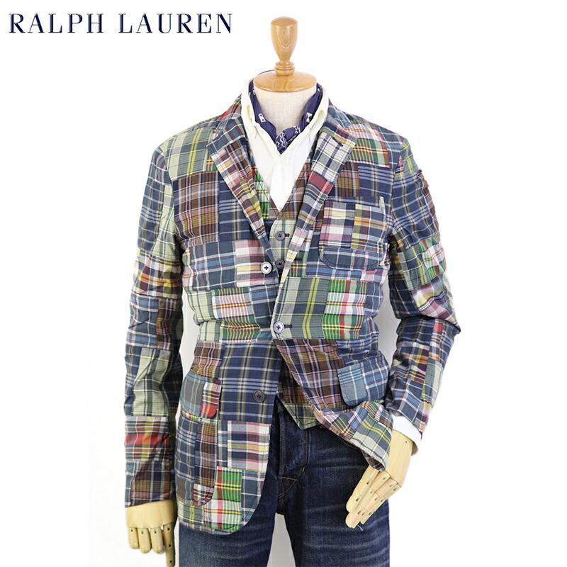 Ralph Lauren Men's Drizzler Jacket check liner