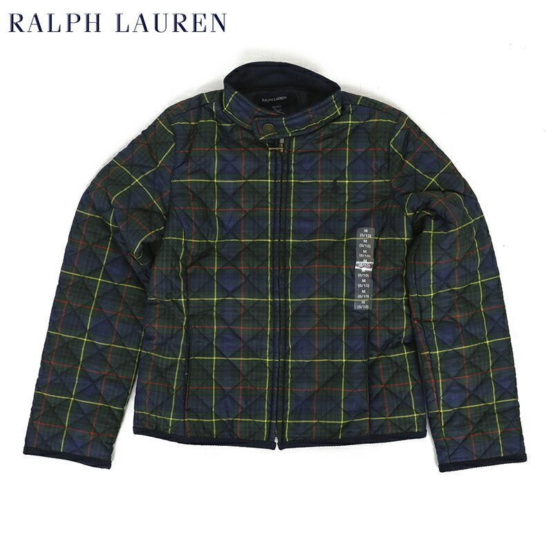 POLO by Ralph Lauren Girls Quilted Jacket