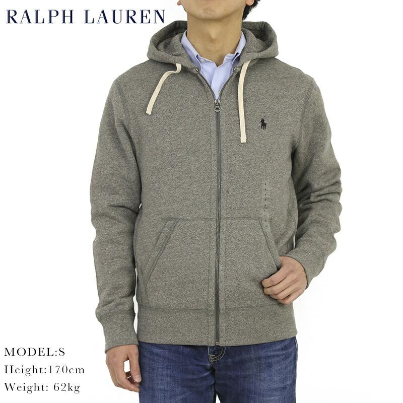 ca7e1ef4e165 ポロ ラルフローレン ジップアップスウェットパーカー ワンポイント フーディー POLO Ralph Lauren Men s Cotton-