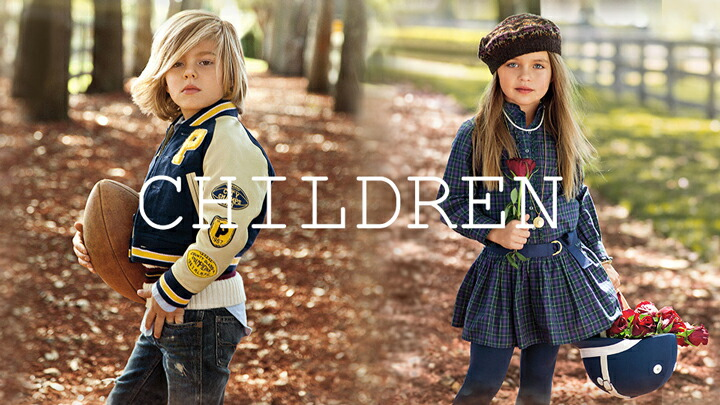 POLO Ralph Lauren (CHILDREN)