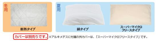 アルキメデス枕専用カバー