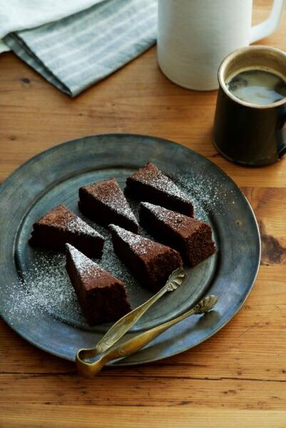しっとり濃厚チョコケーキ