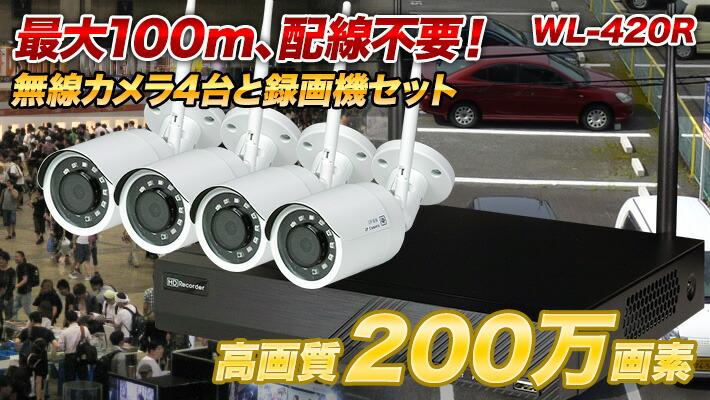 WL-420R商品タイトル