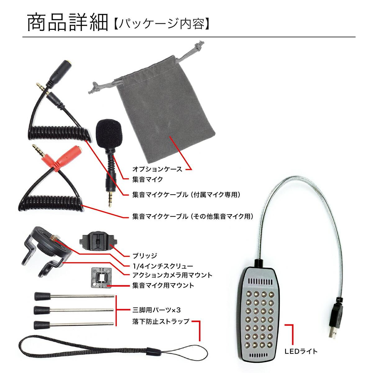 mini-RIGパッケージ内容