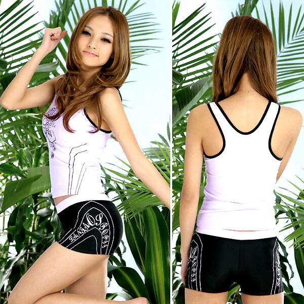 UVカット フィットネス水着 七分袖 紫外線防止 レディース 水着 日焼け防止 カラー フィットネスウェア 安い 激安 通販