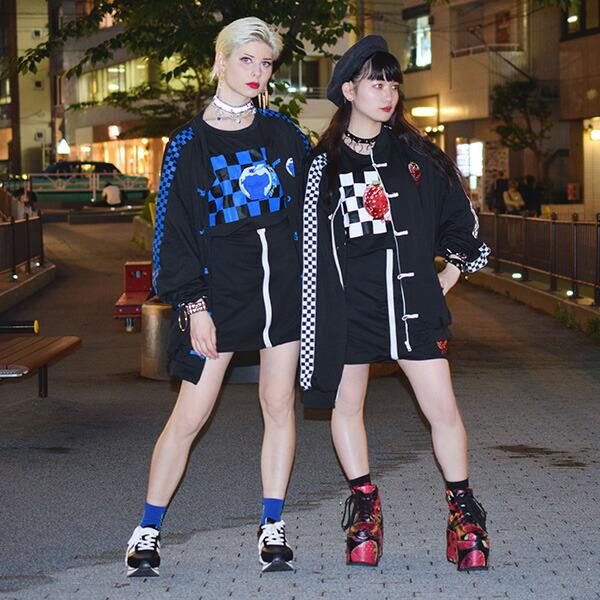 タイトスカート/原宿系/韓国/ファッション/レディース