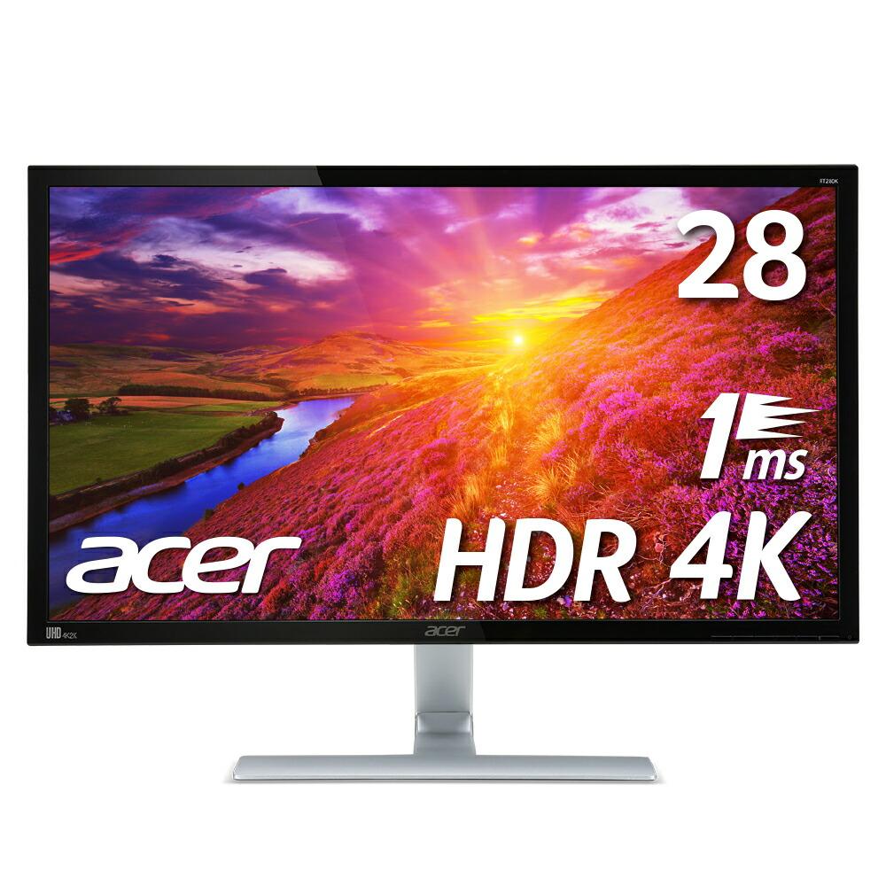 【楽天市場】【完売御礼】4Kで1ms HDR10はこれ!PS4などのゲームに!エイサー Acer 4Kゲーミング