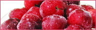 スイーツ原料定番アセロラ冷凍果実