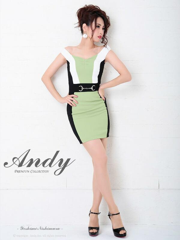 Andy ドレス AN-OK2095 ワンピース ミニドレス andy ドレス アンディ ドレス クラブ キャバ ドレス パーティードレス