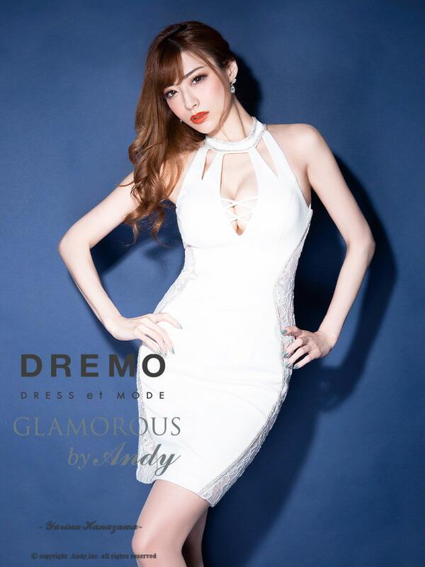 GLAMOROUS ドレス GMS-V539 ワンピース ミニドレス Andyドレス グラマラスドレス クラブ キャバ ドレス パーティードレス GLAMOROUS D-SELECTION 05 掲載商品