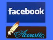 ACOUSTIC/フェイスブック