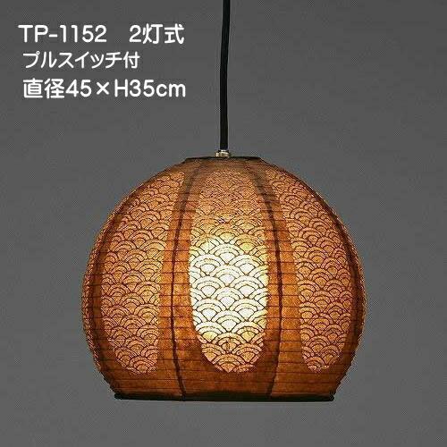 TP1152 2灯式詳細画面へ