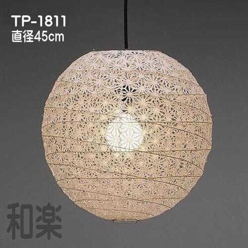 TP1811 1灯式詳細画面へ