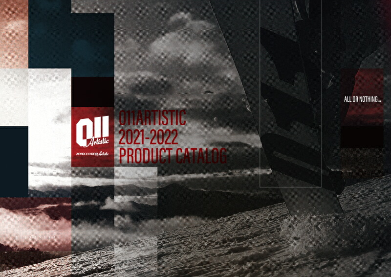 011Artistic(ゼロワンワンアーティスティック)2020-2021ニューモデル!