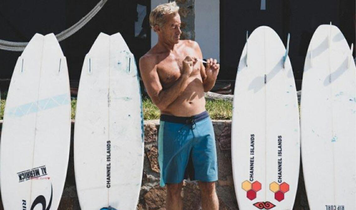 CHANNEL ISLAND SURFBOARD