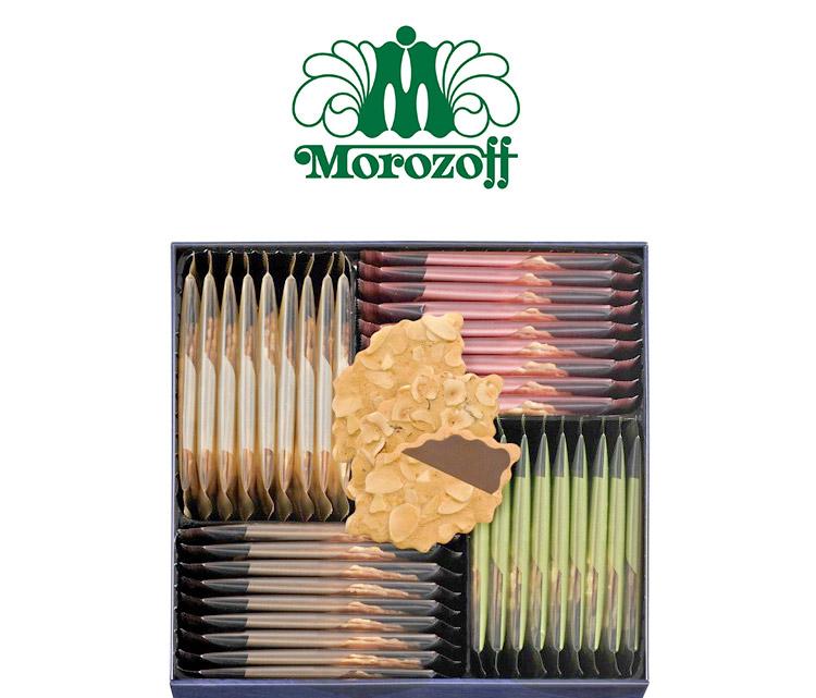 モロゾフ ファヤージュ 薄く軽やかな食感
