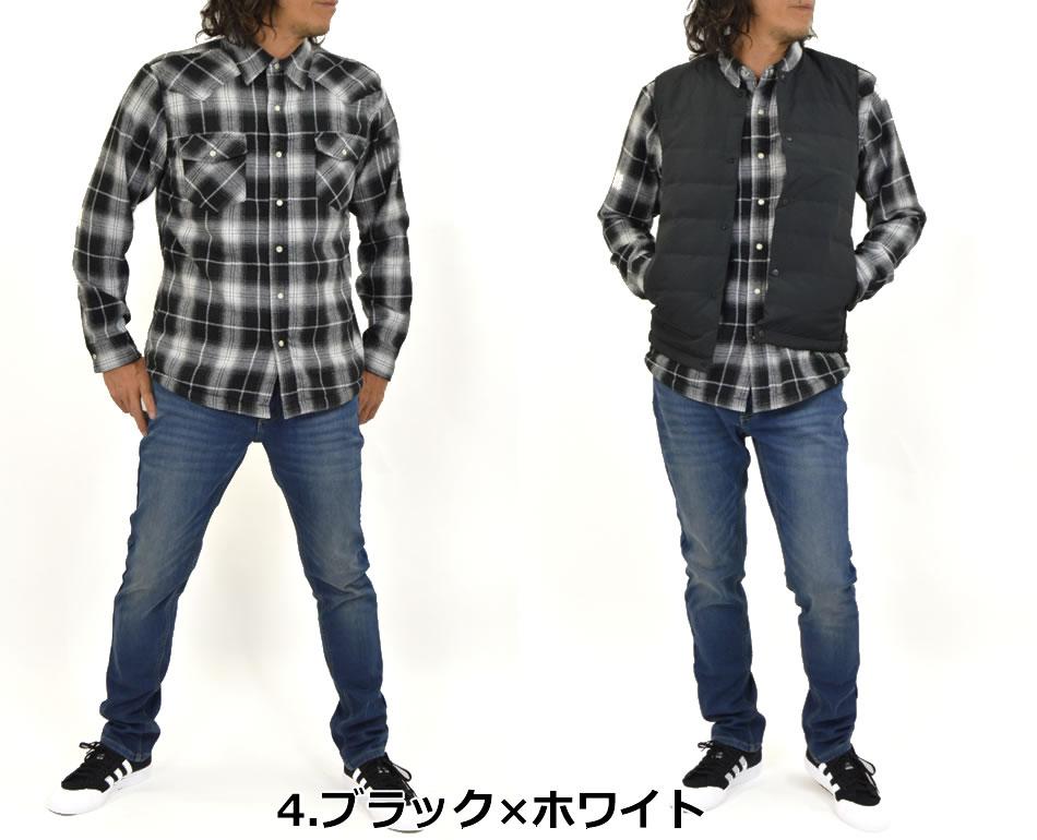 ネルシャツ
