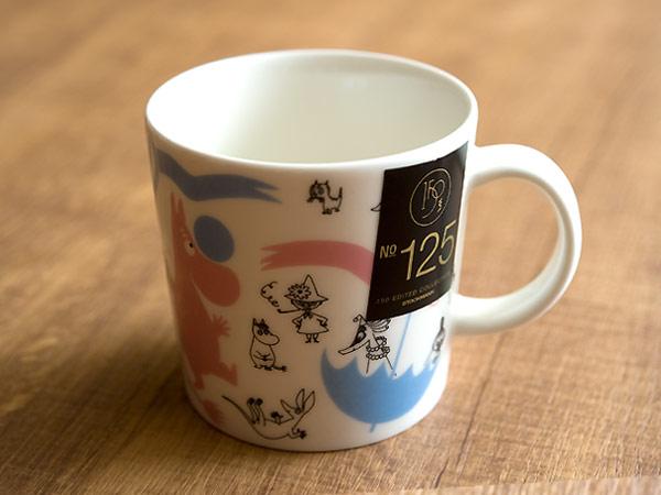 Arabia/アラビア moomin ムーミンマグ ストックマン150周年記念限定 《ビンテージ/vintage/ヴィンテージ》