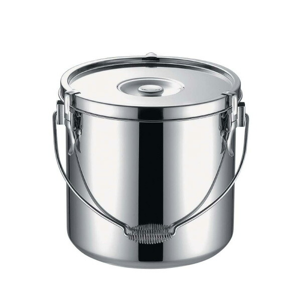 KO 19-0電磁調理器対応給食缶 16cm  16cm