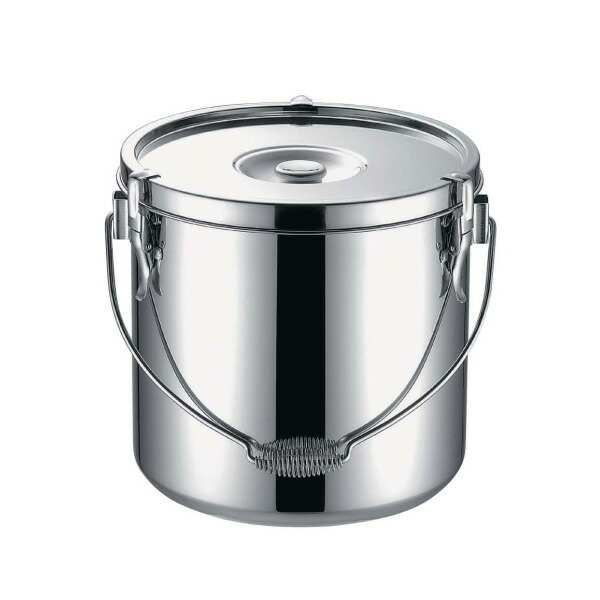 KO 19-0電磁調理器対応給食缶 33cm(両手)  33cm(両手)