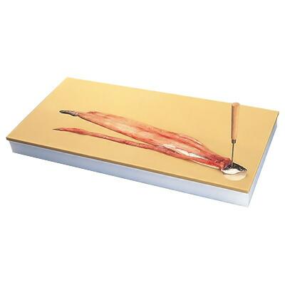 鮮魚専用 プラスチックまな板 4号 4号 750mm×330mm