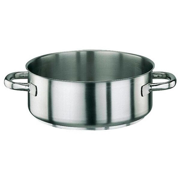 パデルノ 18-10 外輪鍋 (蓋無) 1009-24 1009-24 24cm