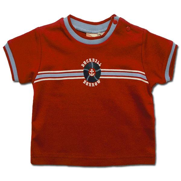 上品で可愛らしいニットTシャツ