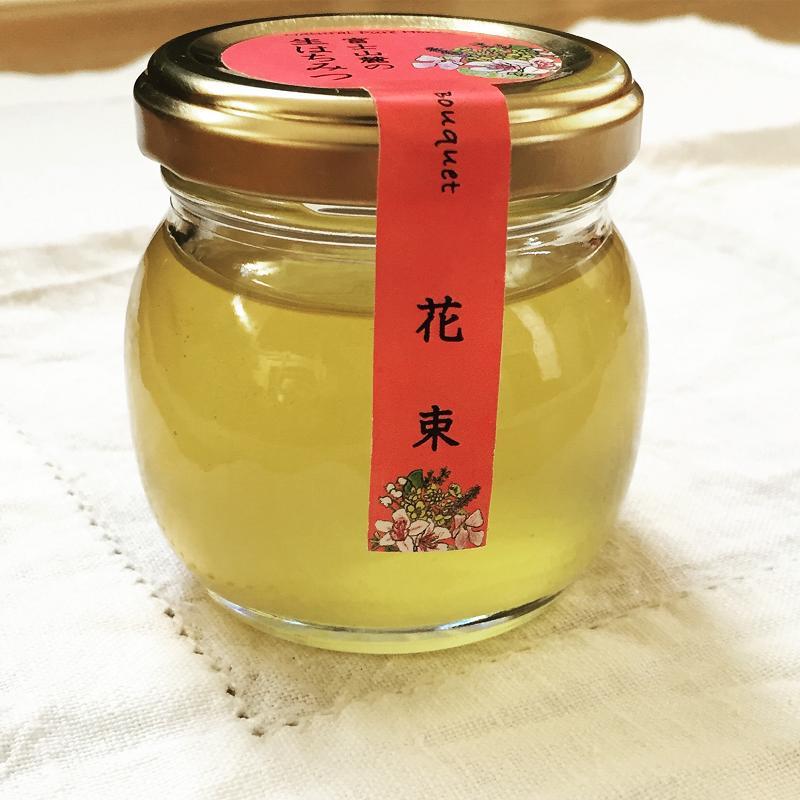 富士山麓の生蜂蜜