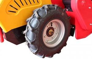 草刈機専用タイヤ