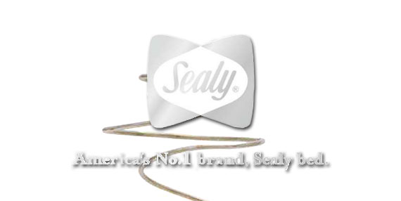 Sealy(シーリー)American's No.1 brand, Sealy bed.