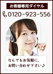 ご質問用電話番号
