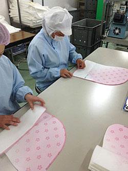 日本国内で厳格な品質管理