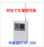 中継器RTXF-300