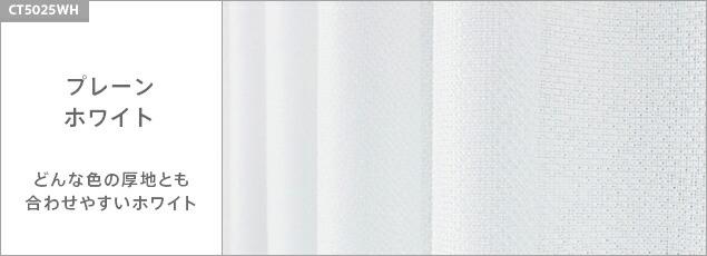 プレーン ホワイト