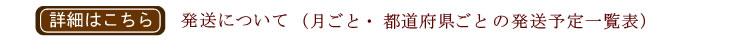 胡蝶蘭の月別発送地域