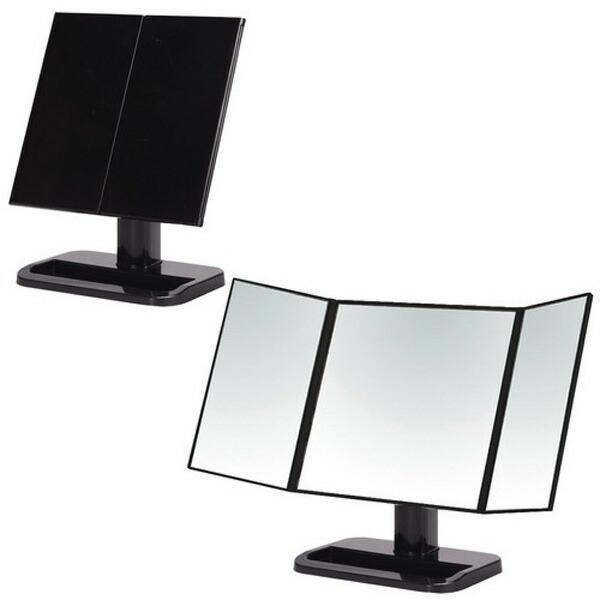 卓上 ミラー 鏡 三面鏡 - aimcube画像6