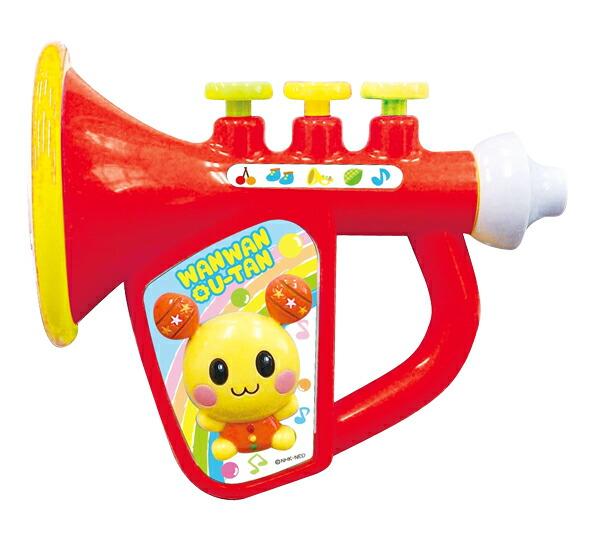 うーたんの子ども用ラッパ 子供用 ラッパ 楽器 メロディが鳴る 1.5歳以上 - エイムキューブ画像3