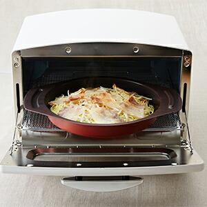 グリルパン使用例2_蒸し料理