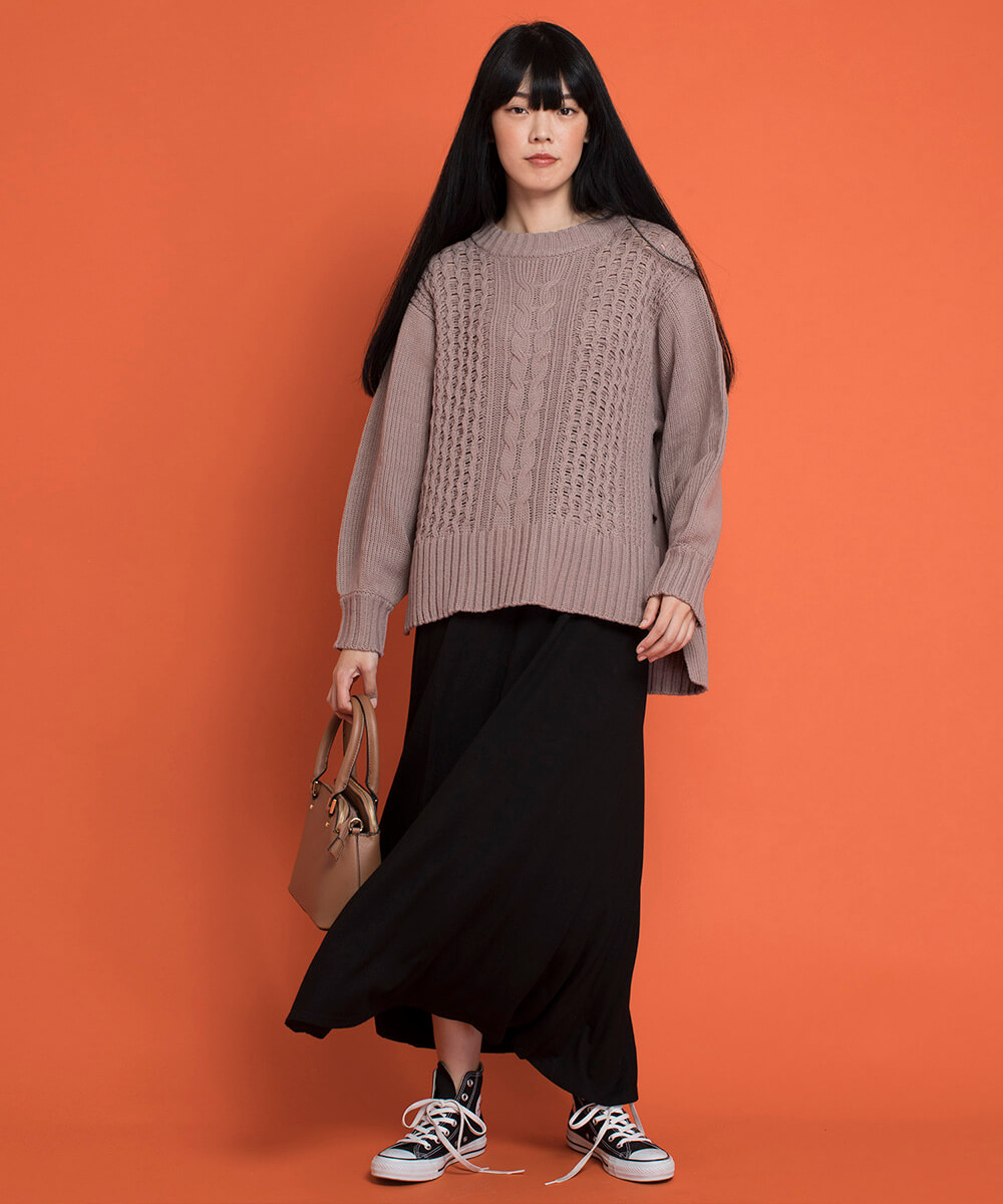 aimoha のトップス/ニット・セーター|GRAY
