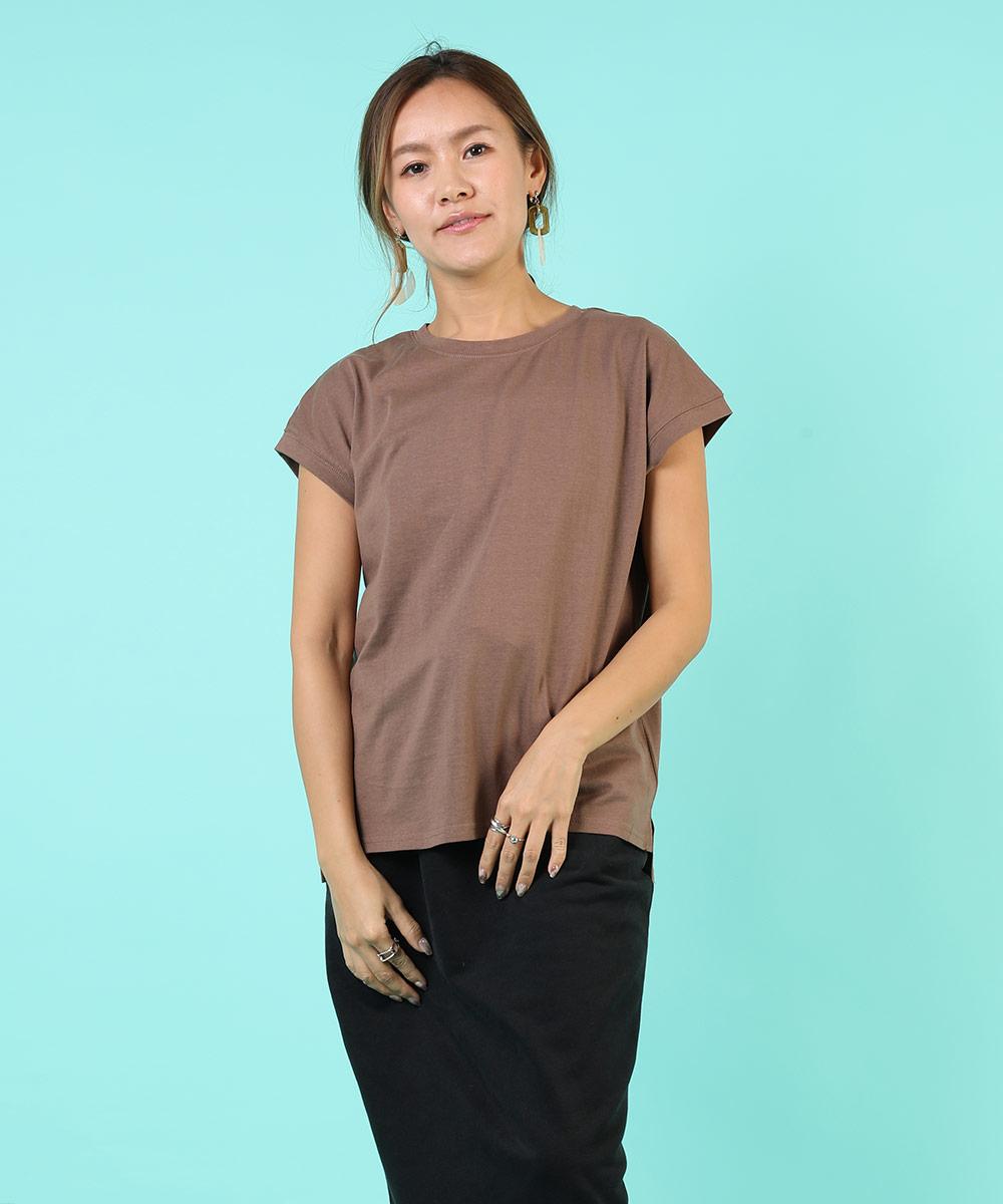 aimoha のトップス/Tシャツ|BROWN