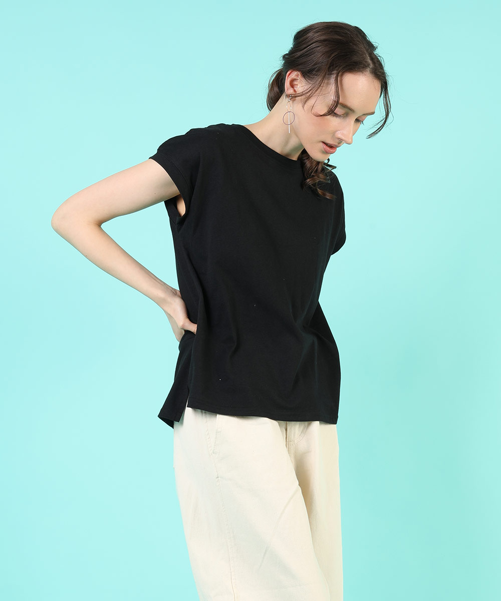 aimoha のトップス/Tシャツ|BLACK