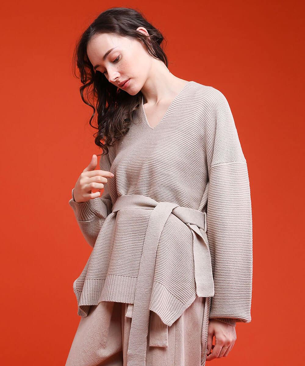 aimoha のトップス/ニット・セーター|GREIGE