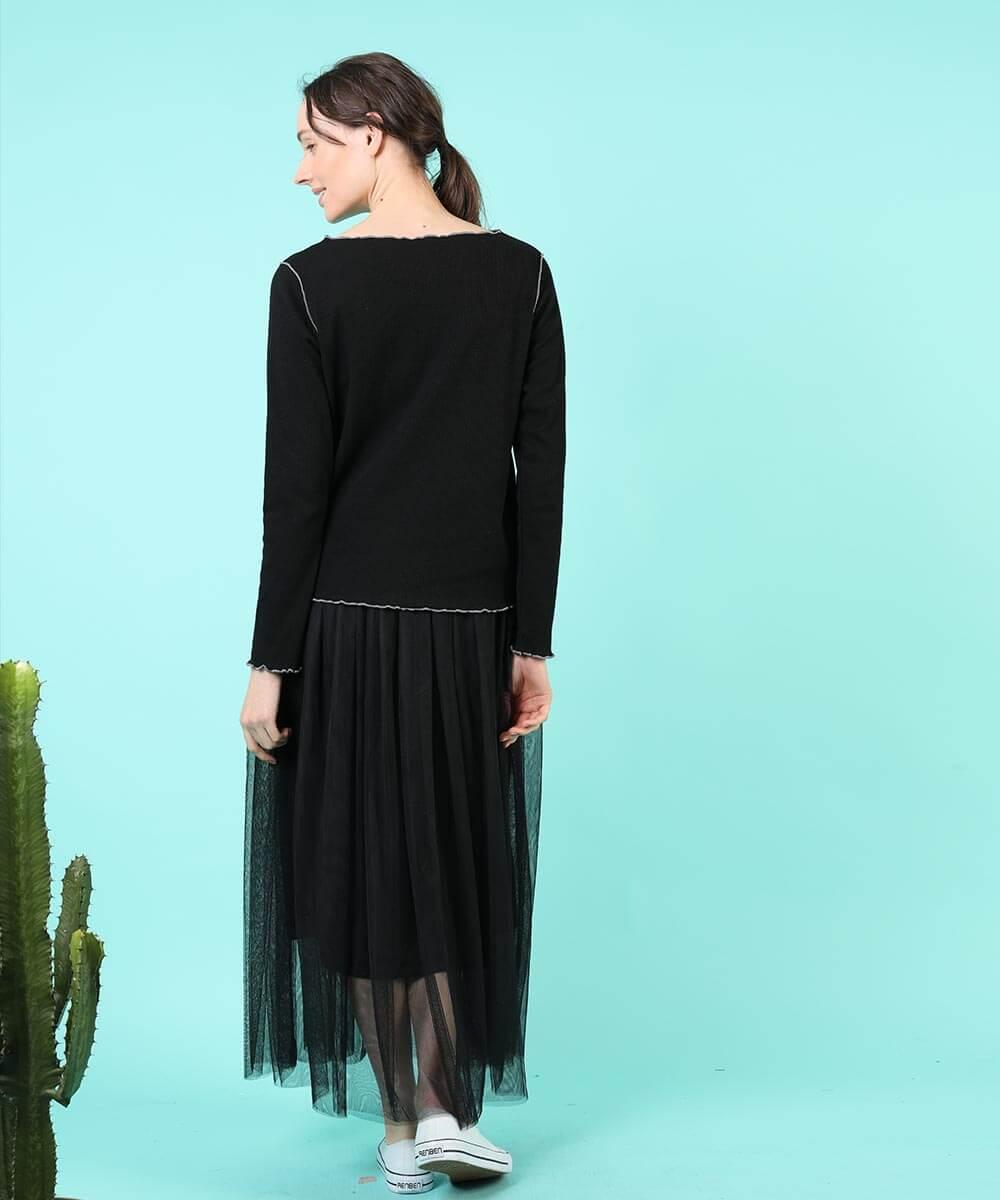 aimoha のトップス/カットソー|ブラック
