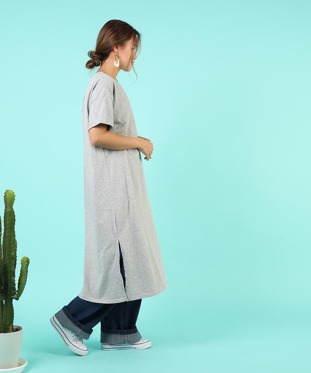 aimoha のワンピース・ドレス/ワンピース|GRAY
