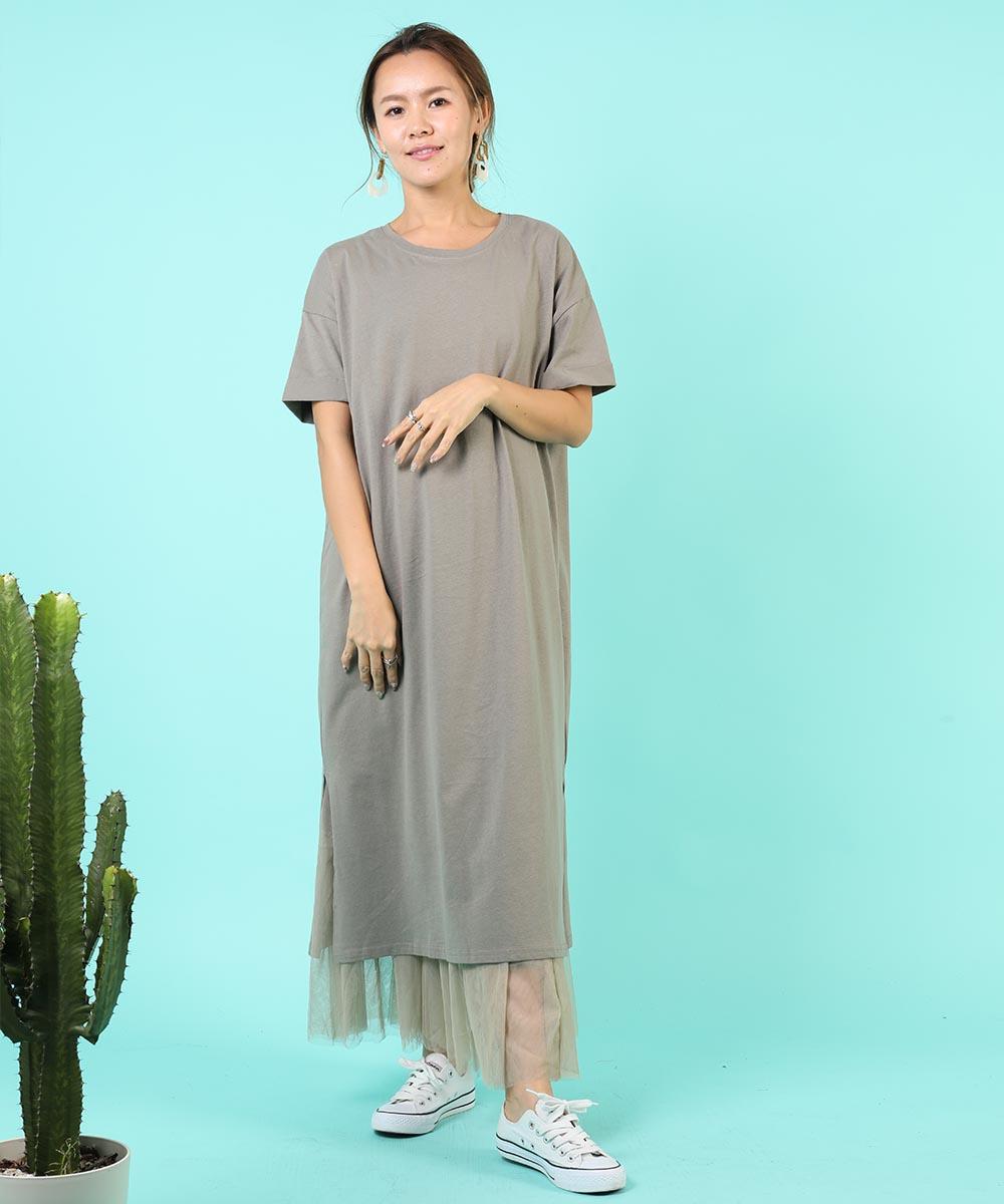 aimoha のワンピース・ドレス/ワンピース|KHAKI