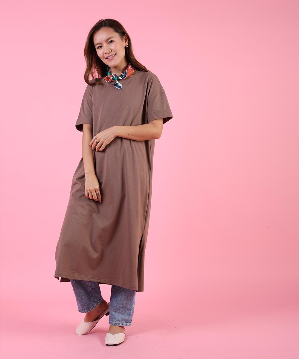 aimoha のワンピース・ドレス/ワンピース|BROWN
