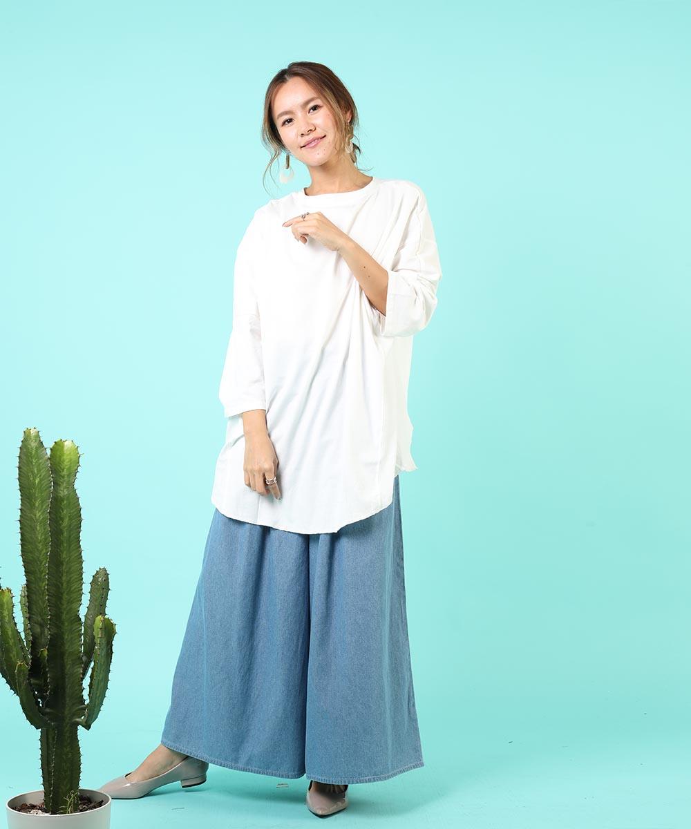 aimoha のトップス/Tシャツ|WHITE