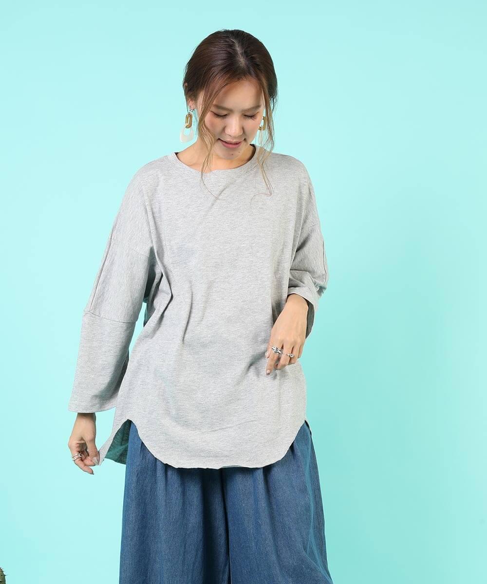 aimoha のトップス/Tシャツ|GRAY